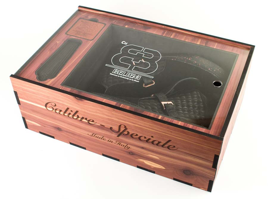 Belieni Wood Shoes Box-4