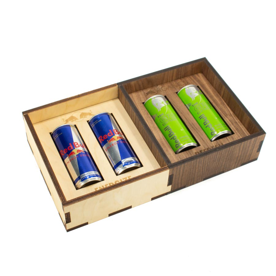 252d0f9369be5 Redbull Organics Custom Product Launch Box