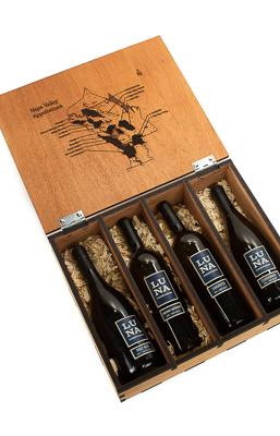 400px LUNA VINEYARDS -  Wine Boxes (Top View)