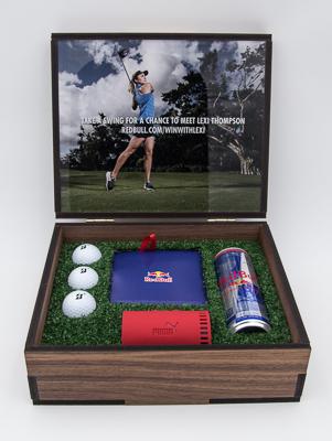 400px RED BULL - Lexi Thompson Golf Box Kits (#3)